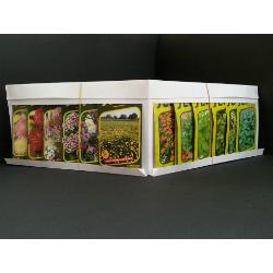 Balíček květin a bylin