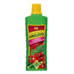 Hnojivo listové s kolagenem pro okurky, rajčata a papriky