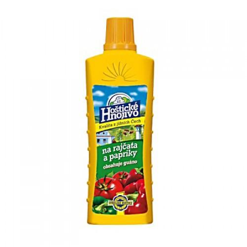 Hoštické hnojivo na rajčata a papriky s guánem